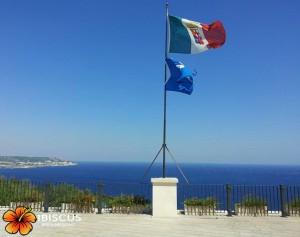 bandiera blu castro